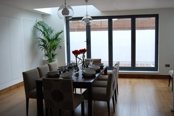 Bifolding Doors Panels